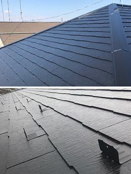 屋根塗装・補修