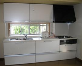 キッチン1.5坪増築